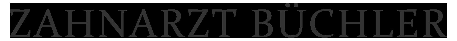 Zahnarzt Büchler Logo
